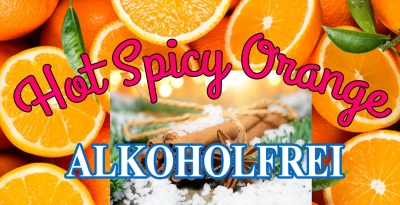 27 - Hot Spicy Orange alkoholfrei
